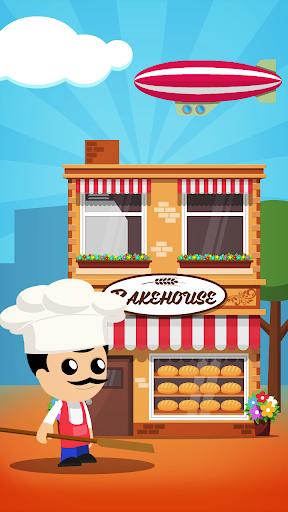 Tycoon Bakehouse - jeu Clicker ralenti  captures d'écran 6
