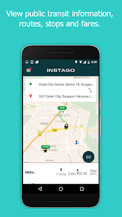 Instago - Search. Compare. Go screenshot