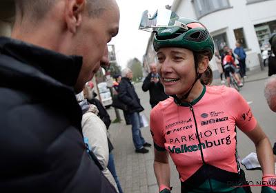 Bart De Clercq blijft Sofie De Vuyst steunen na positieve dopingtest