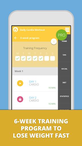 玩免費健康APP|下載Daily Cardio Workout Lumowell app不用錢|硬是要APP
