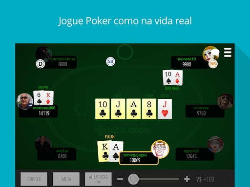 Poker Texas Hold'em Online screenshots 11