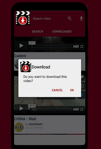Foto do All Video Downloader free