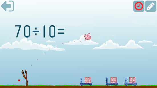 Third grade Math - Division Screenshot