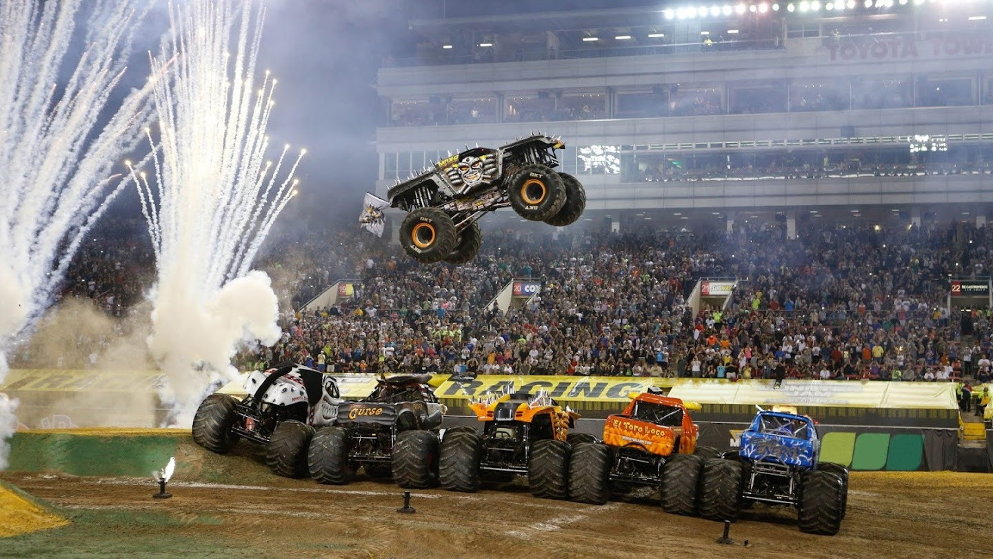 Watch Monster Jam live