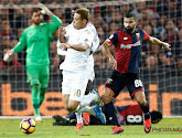 Tacle incroyable d'un Milanais contre la Genoa