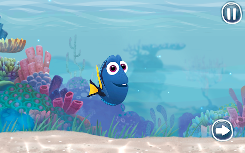 Finding Dory: Keep Swimming mod apk