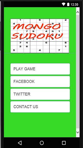 Mongo Sudoku