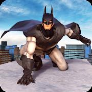 Pacific Bat Superhero Battle & City Rescue Mission