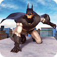 Pacific Bat Superhero Battle & City Rescue Mission