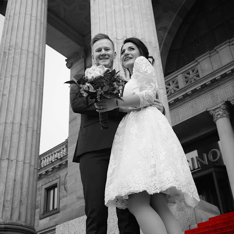 Wedding photographer Johannes Gruber (momentedermagie). Photo of 07.12.2017