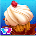 Cupcake Maker Crazy Chef icon