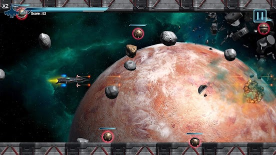 3D Space Shooter : Infinity Jerigen Screenshot