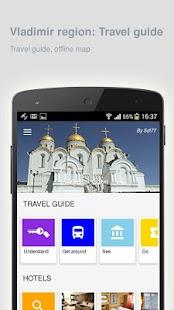 Vladimir region: Travel guide - náhled