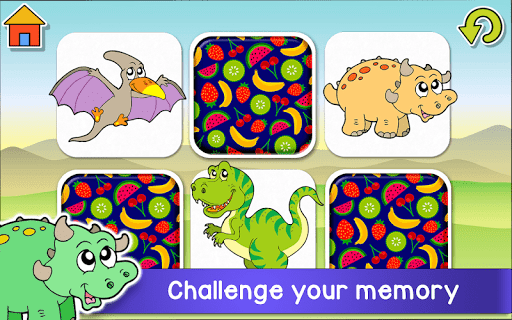 Kids Dino Adventure Game - Free Game for Children 25.9 screenshots 4