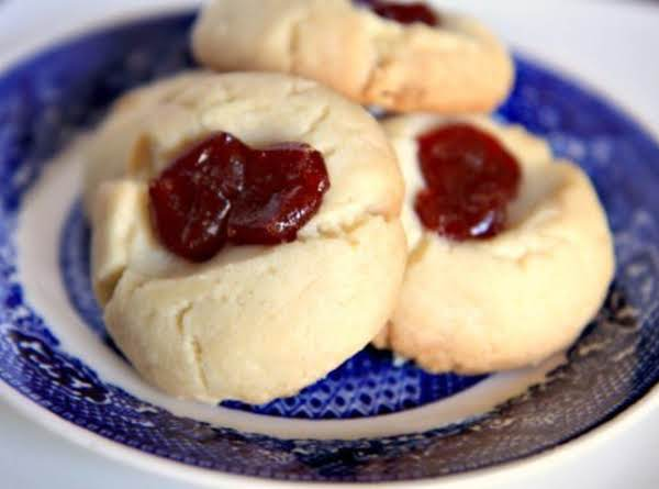 Shortbread Almonds  Cokies Recipe
