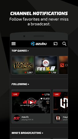 Azubu TV 1.7.5.88 screenshot 300061