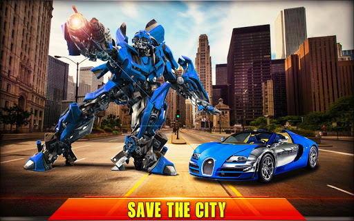 Car Robot Transformation 19: Robot Horse Games 2.0.5 screenshots 7