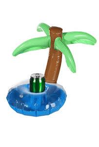 Uppblåsbar Palm, burkhållare