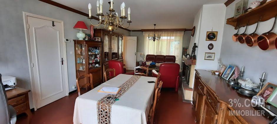 Vente maison 5 pièces 118 m² à Aulnoy-lez-Valenciennes (59300), 175 000 €