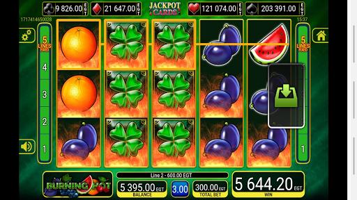 5 Burning Hot Slot android2mod screenshots 1
