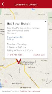 CIBC FirstCaribbean Mobile - náhled
