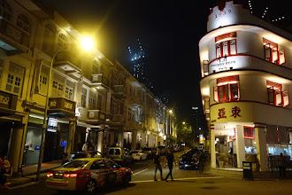 Photo: Quartier chinois de Singapour