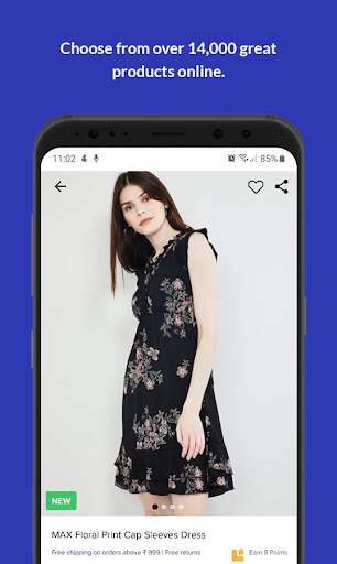 Max Fashion India 6.27 screenshots 2