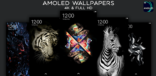 AMOLED Wallpapers   4K   Full HD   Backgrounds .APK Preview 0