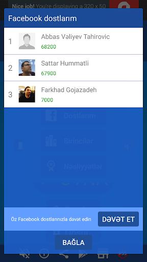 Milyonçu 2017-Azerbaijani game screenshot 4
