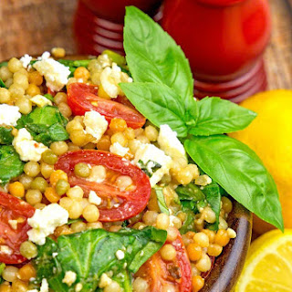 Warm Couscous Salad Recipes.