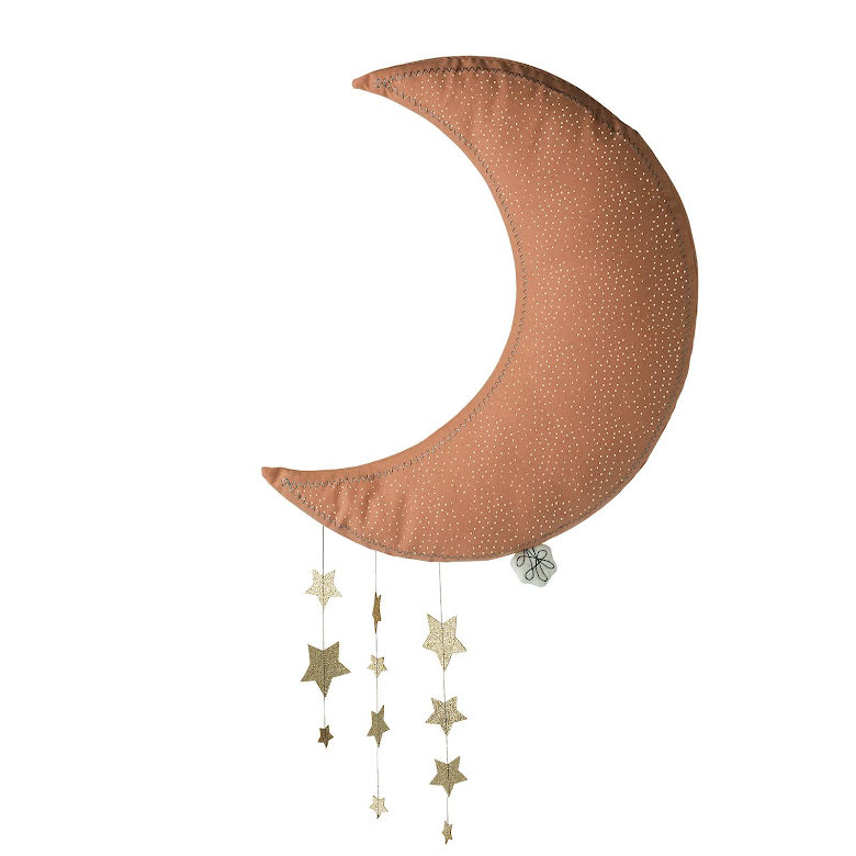 Picca LouLou Moon with stars - Pink