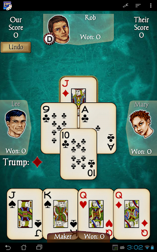 Euchre Free screenshot 10