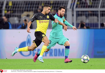 Direction l'Inter Milan pour Achraf Hakimi?