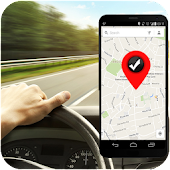 Voice Driving Navigation GPS, Maps & Live Traffic