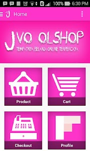 Jvo Olshop screenshot 0
