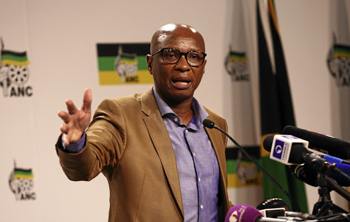 Head of presidency at Luthuli House Zizi Kodwa says allegations by a woman that he raped her are 'feeble yet dangerous political blackmail and manipulation'.