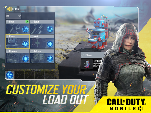Call of Dutyu00ae: Mobile 1.0.9 screenshots 12