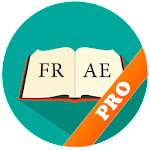 French-Arabic Pro Dictionary Icon
