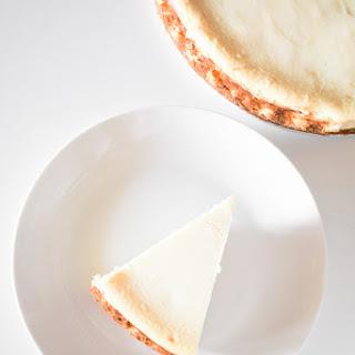 Low Carb No Bake No Crust Cheesecake Recipes.