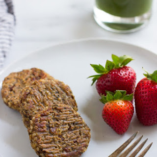Chickpea Hemp Seed Sausages