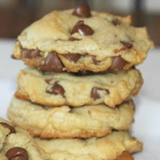 One-Bowl Whole Wheat Chocolate Chip Cookies.