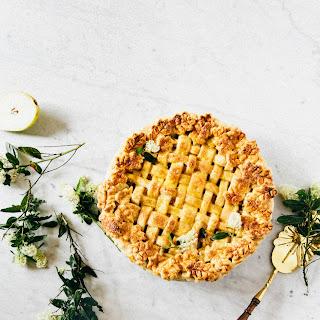 Pear Pie with CrèMe FraîChe Caramel Recipe