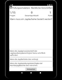 Download Jagdschein Trainer Brandenburg For PC Windows and Mac apk screenshot 18