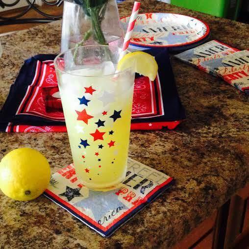 Nothing Says Summer Like A Glass Of Refreshing Lemonade!!