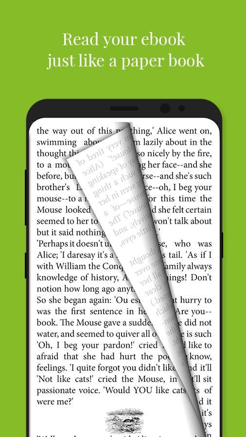 Universal Book Reader Screenshot