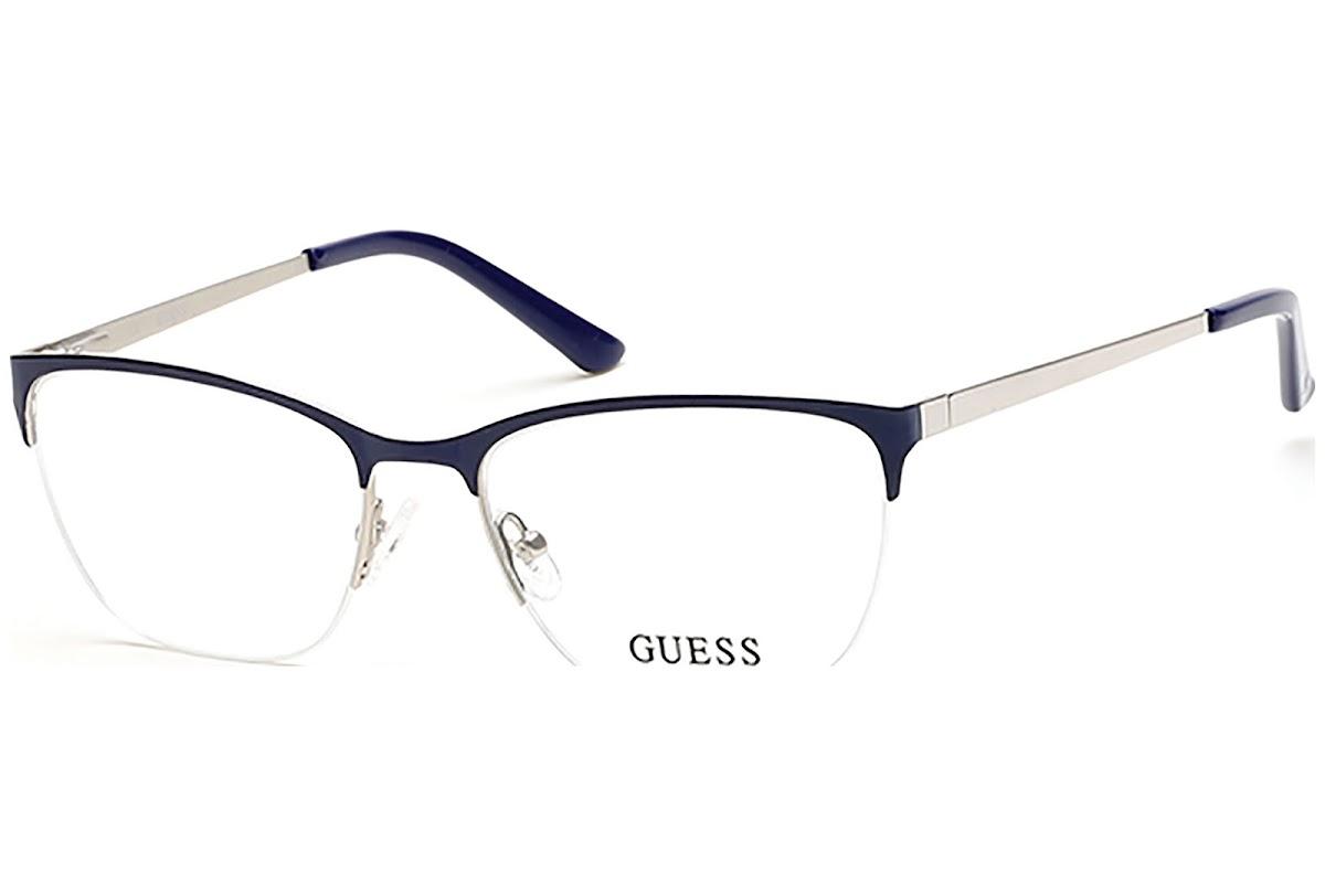 auténtico mejor baratas último vendedor caliente Comprar Monturas Guess GU2543 C52 090 (shiny blue / )   Blickers