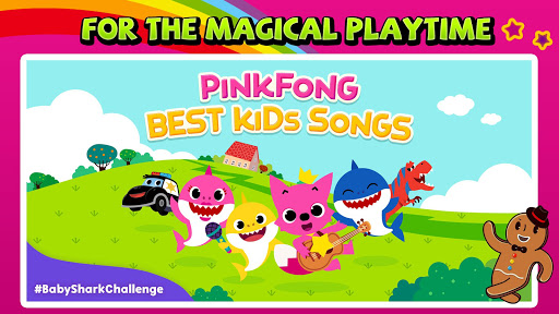 Pinkfong Best Kids Songs 97 screenshots 1