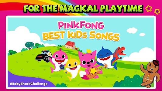 Pinkfong Best Kids Songs 97 (AdFree)
