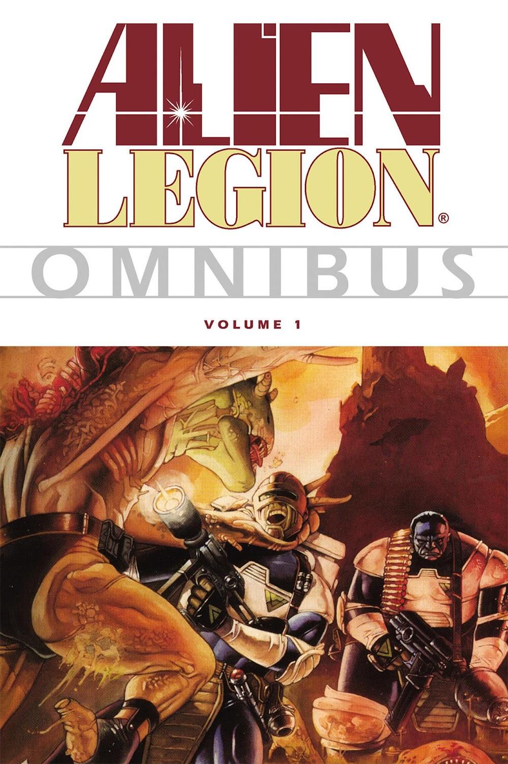 Alien Legion Omnibus Vol. 1 (2009)