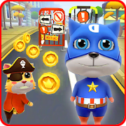 Download Android Game Tom Cat Fun Gold Run for Samsung